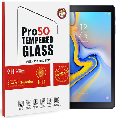 9H Tempered Glass Screen Protector for Samsung Galaxy Tab A 10.5 (2018)